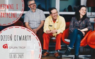 Dzień Otwarty w Grupie TROP 13.03.br – zaproszenie