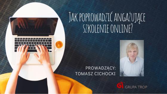 Jak przeprowadzić angażujące szkolenia online?