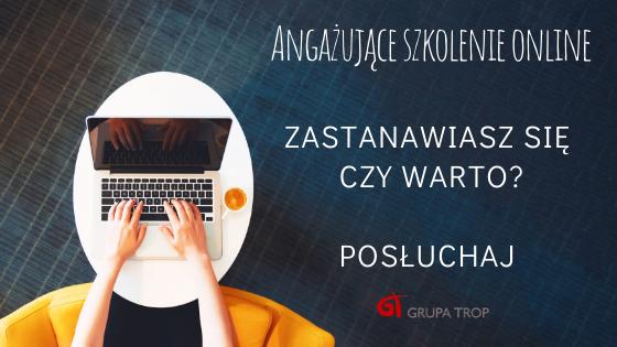zapraszamy na 3 edycję kursu: Angażujące szkolenie online oraz debatę – start 15.06.2020