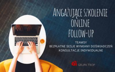 Angażujące szkolenie online – follow-up