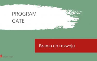 Program GATE – kolejna edycja już 27.03.2021