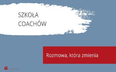 Kolejna edycja Szkoły Coachów rusza 27 marca 2021
