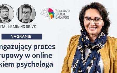 Angażujący proces grupowy online – zapis spotkania